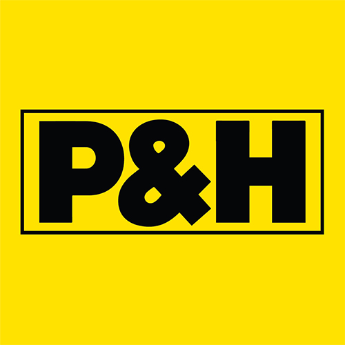 P&H Spares & Components for Earthmoving, Mining & Construction